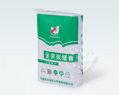嵌缝石膏建材纸袋